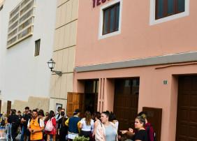 Cerca de 200 bailarines participan en el casting de Rafa Méndez para su nuevo espectáculo