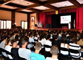 Apertura del curso en la Universidad Europea de Canarias