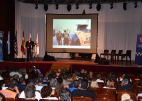 MÁS DE 300 PERSONAS PARTICIPARON EN EL SEMINARIO SOBRE CATÁSTROFES