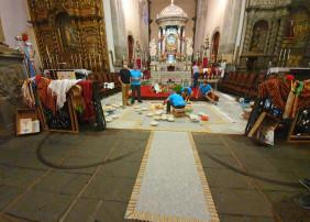 La Orotava celebra su Infraoctava del Corpus Christi con una programación que podrá seguirse desde casa