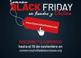 Todos los comercios de La Orotava que deseen participar en esta campaña comercial pueden adherirse hasta el próximo martes 10 de noviembre, enviando un email a la dirección comercio@villadelaorotava.org