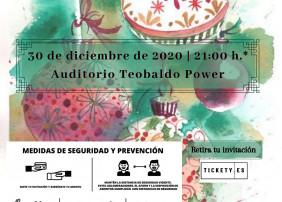 Tras la autorización del Servicio Canario de Salud, el Auditorio Teobaldo Power podrá acoger esta esperada actuación musical el próximo 30 de diciembre