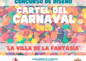 CONVOCADO EL CONCURSO PARA ELEGIR EL CARTEL DEL CARNAVAL VILLERO 2020
