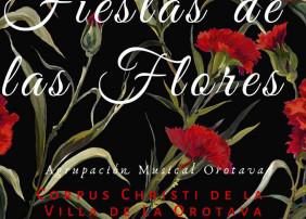 El Auditorio Teobaldo Power acogerá el próximo miércoles el XLIII concierto 'Fiesta de las Flores'