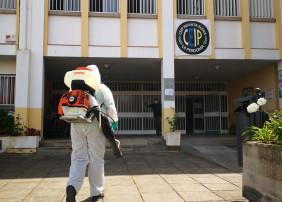 El Ayuntamiento de La Orotava invierte más de 200.000 euros para reforzar la seguridad sanitaria en los colegios