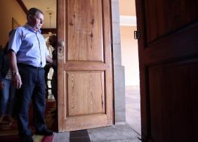 48 años y dos meses de servicio público de José Tomás García en La Orotava