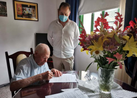 La Orotava propone a Victoriano Hernández Trujillo al Premio Tenerife Rural