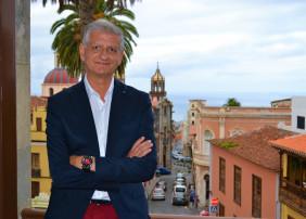 """Linares: """"La próxima corporación municipal deberá seguir defendiendo que La Orotava sea Patrimonio de la Humanidad"""""""