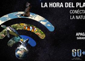 La Orotava se suma, un año más, a 'La Hora del Planeta'