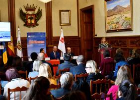 La Orotava acoge el primer congreso internacionla de turismo insular de la Universidad Europea de Canarias