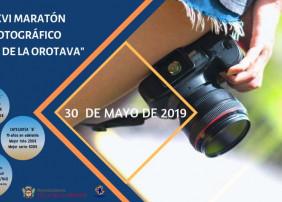 """CONVOCADO EL XXVI MARATÓN FOTOGRÁFICO """"VILLA DE LA OROTAVA"""""""