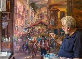 Mohamed Osman, Premio Artesanía y Patrimonio de La Orotava