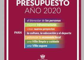 El presupuesto de 2020 supera los 42 millones de euros
