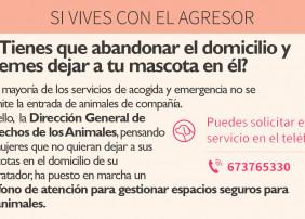 El Ayuntamiento de la Villa de La Orotava, a través de Leales.org, da visibilidad al programa nacional VioPet, que ayuda a la acogida temporal o definitiva de los animales de víctimas de violencia de género.