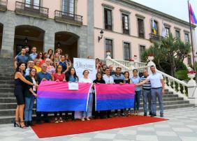APOYO INSTITUCIONAL DE TODOS LOS GRUPOS AL DÍA INTERNACIONAL DE LA VISIBILIDAD BISEXUAL