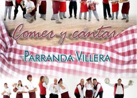 Parranda Villera presenta en el Auditorio Teobaldo Power 'Comer y Cantar'